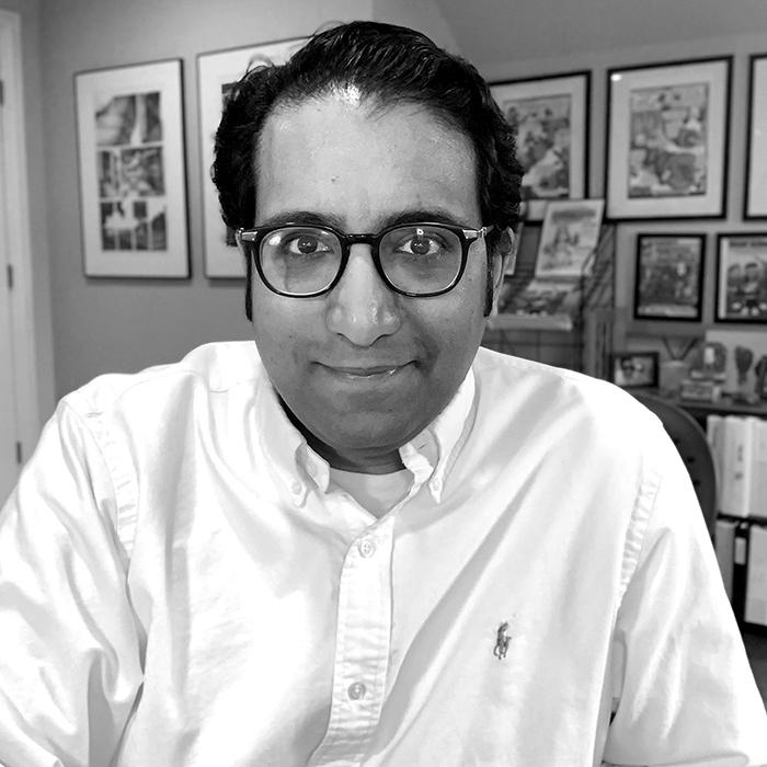 Dr Alex Thomas Profile Photo