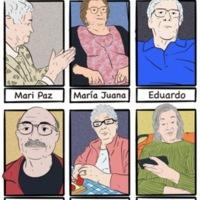 Abril 2020 experiencias recogidas por ancianos que viven en soledad la pandemia