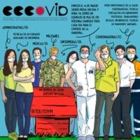 Snoopynurse Pone en valor el equip multidisciplinar para la contención de la propagación del virus
