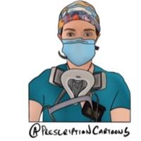 Illustration of healthcare professional 3