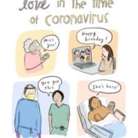 Love in the time of Coronavirus