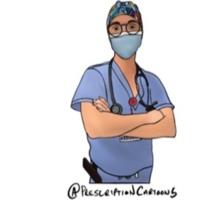 Illustration of healthcare professional 2