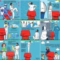 Snoopynurse más de 40 ilustraciones para expresar realidades y sentimientos personales y profesionales2