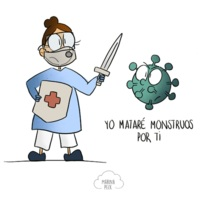 I'll kill the monsters for you