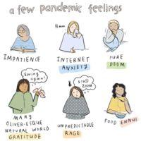 A few pandemic feelings