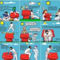 Snoopynurse más de 40 ilustraciones para expresar realidades y sentimientos personales y profesionales4