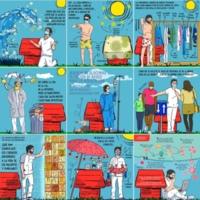 Snoopynurse más de 40 ilustraciones para expresar realidades y sentimientos personales y profesionales1